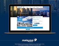 Airline UX / UI Redesign