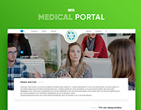 Medical Academy - Website Design