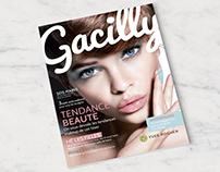 Gacilly - Consumer magazine Yves Rocher