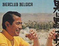 Bierclub Belgica Poster