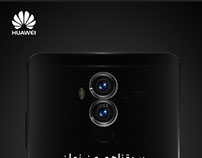 Huawei Social Media Posts