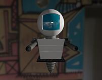 3D Sentry Bot