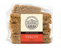 Heavanz Farm-Baked Rusks