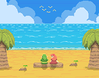 The Legend of Zelda: Link's Awakening Tribute