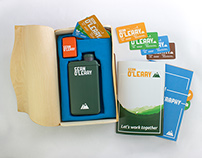 Adventure Supply Kit - Self Promotional Kit