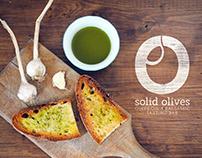 SOLID OLIVES: Olive Oil and Balsamic Tasting Bar