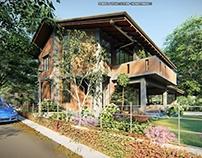 Brick House-Sri Lanka