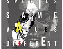 Same Species - Same Values - Different Characteristics