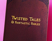 Twisted Tales Book Cover