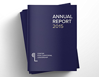 Annual Report 2015. Center for Curatorial Leadership.