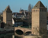 Strasbourg, Eurométropole - Timelapse