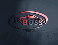 Boss Chasis Logo Design