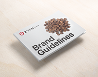 Zvon Cafe Brand Guidelines