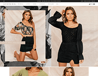 Charcoal Clothing Online Website