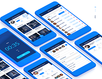 WODProof - social mobile app for athletes