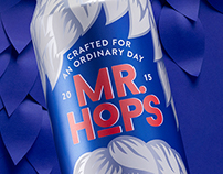 Craft beer MR. HOPS