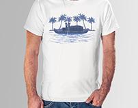 Stylish T-shirt design