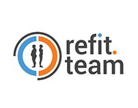 Refit.team - Logo Design