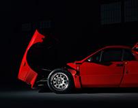 Lancia Stradale 037