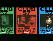 Club 57: Film, Performance, and Art in the East Village
