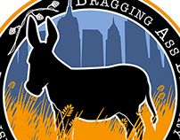 Bragging Ass Brewery Logo
