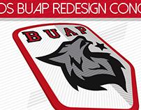 Lobos BUAP Redesign concept