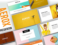 Aerox Creative Powerpoint