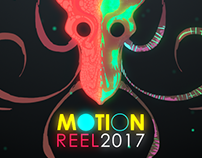 Motion Reel 2017