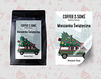 Christmas Coffee Pack