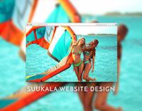 Suukala - Web Design UI/UX