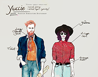 Fashion Subculture Dictionary 001 - Yuccie