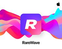 RareWave iOS App