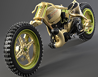 Motorcycle Ice Seppter 2