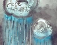 X-Ray Tetra: Rainy Thoughts
