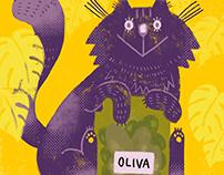 I love olive.