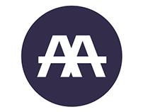 Identidad corporativa Grupo M&A