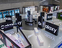 IFA 2019 Samsung Galaxy Square