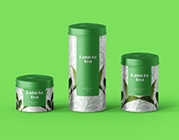 Product design: Latgola Tea