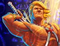 He-man of Eternia
