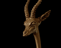 The guest (bronze)