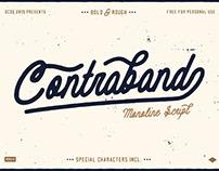Free font - Contraband