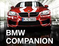 BMW Companion App
