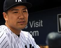 Masahiro Tanaka and his Bobblehead