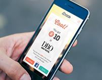 BOOZER | App Interface Design