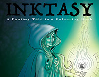 Inktasy Colouring Book
