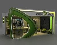 Etsalat Booth