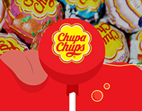 Chupa Chups Product Tab