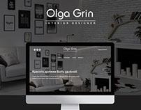 Olga Grin|Interior designer