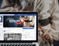 Martial Arts Facebook Covers