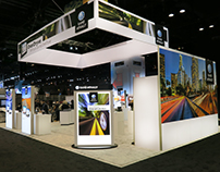 Rand McNally  at the Chicago Auto Show